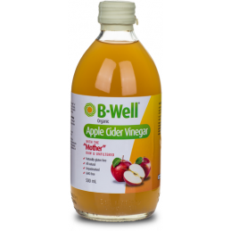 B-Well Organic Apple Cider...