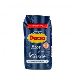 Arroz Dacsa - Rice Valencia 1k