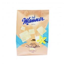 Manner - Vanilla Wafers 200g