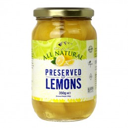 chefs choice presved lemon200g