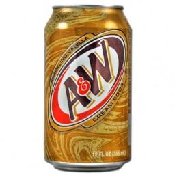 A&W - Cream Soda 355ml