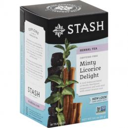 Stash Minty Licorice Delight