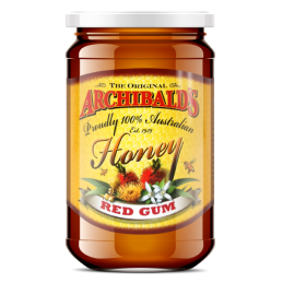 Archi- Red Gum Honey 320G