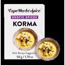 Cape H&S Korma Curry Spice 50g
