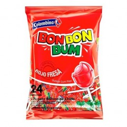 Bon Bon Lollipops 456g