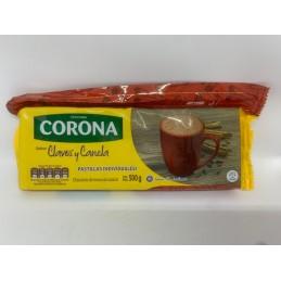 corona- choc pastillas 500g
