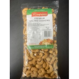 riverina- salted cashews 370g