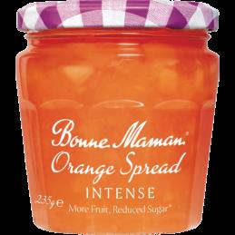 bonne orange spread 235g