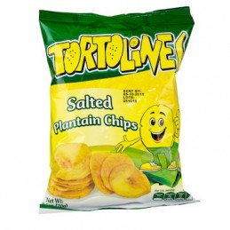 tort- salted plantain chips 70