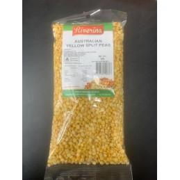 riverina- yellow slpt peas 500