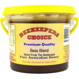 B Keepers Pure Aus Honey 1kg