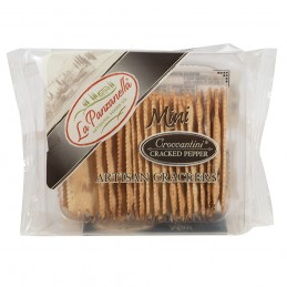 la panz pepper crackers 85g