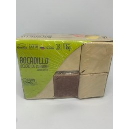 bocadillo- guava paste 18pc