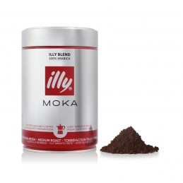 Illy Moka Ground 250g