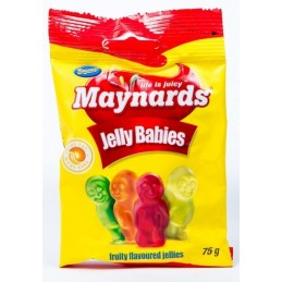 maynards - jelly babies 75g