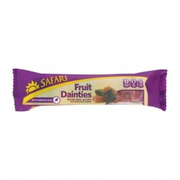 safari - fruit dainties 250g