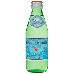 pellegrino- mineral water 250