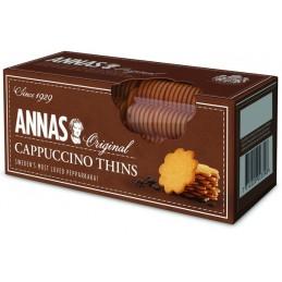 Annas - Cappuccino Thins 150g