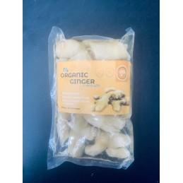 raw organic ginger 500g