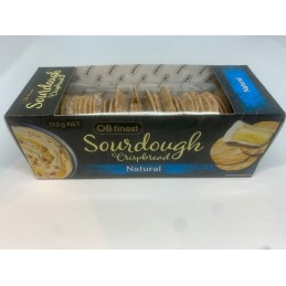 OB - crispbread sourdough 110g