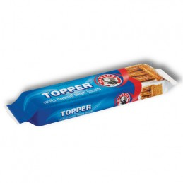 Bakers Toppers VANILLA 125G