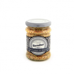 Bornibus Grain Mustard 250g