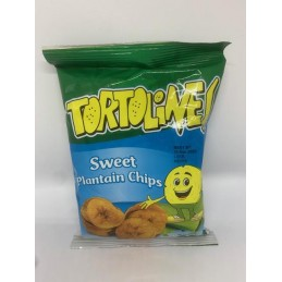tort- sweet plantain chips 70g