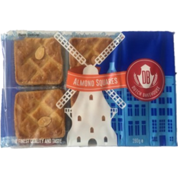 b/house - almond squares 280g