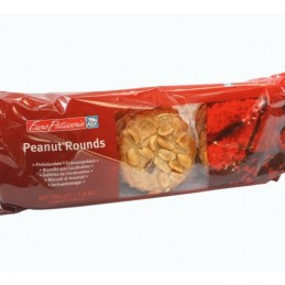 Euro - peanut rounds 200g