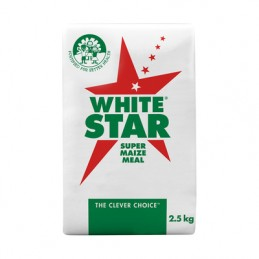 star maize meal 2.5kg