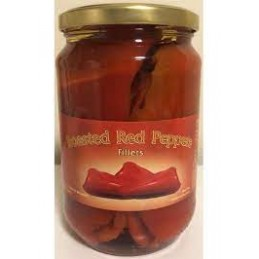 Makaus Roasted Red Peppers 690