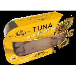 Banga TunaSunflower oil 120g