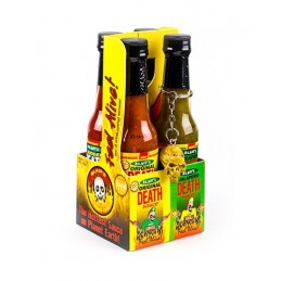 Blair's- Mix 4 Hot Sauce Pk 60