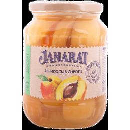 JANARAT APRICOTS IN SYR 700G